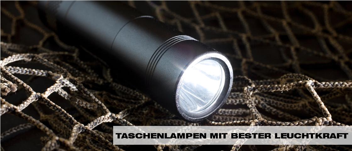Kategoriebild_Taschenlampen
